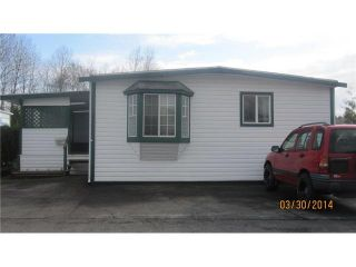 """Photo 1: 301 201 CAYER Street in Coquitlam: Maillardville Manufactured Home for sale in """"WILDWOOD PARK"""" : MLS®# V1055865"""
