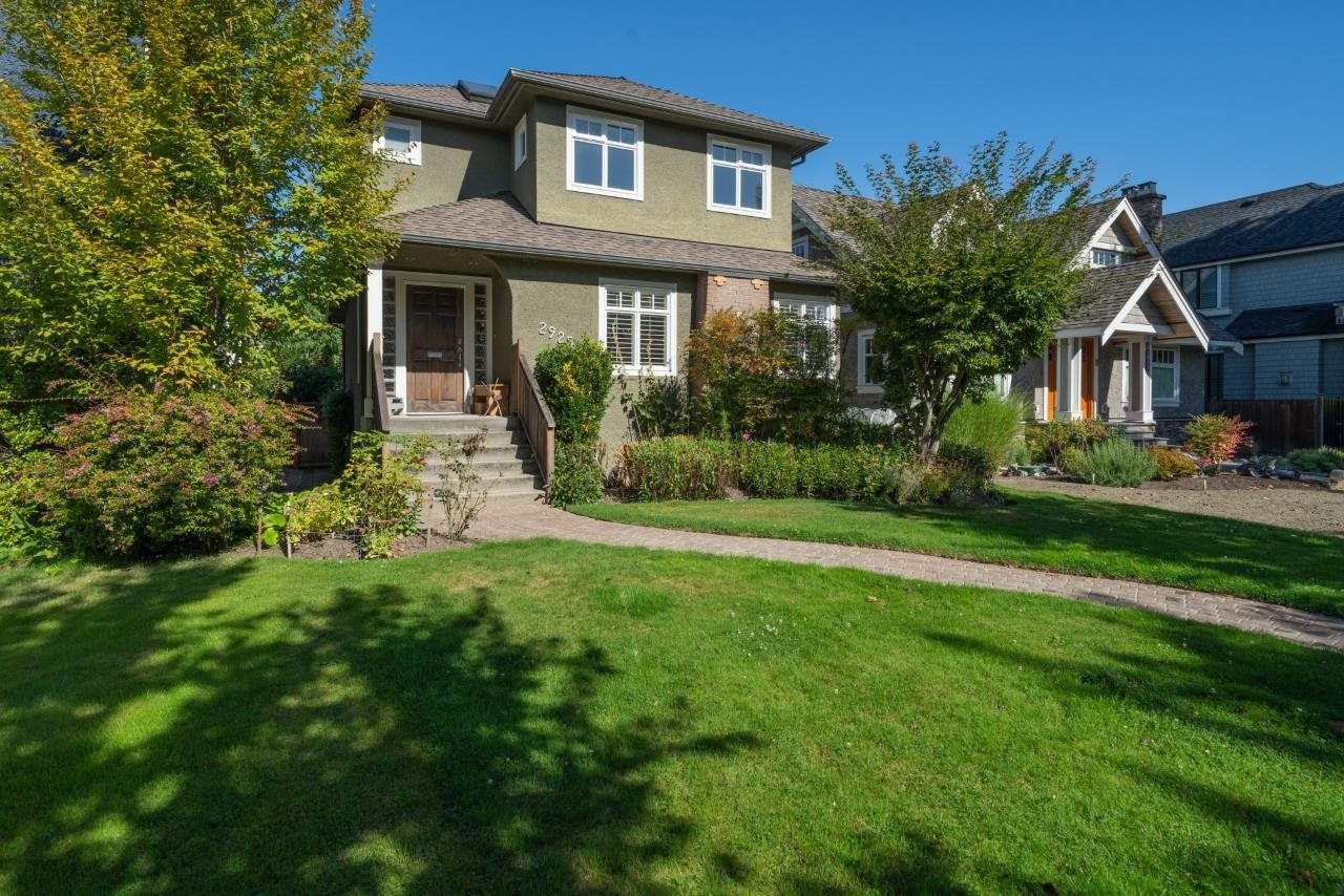 Main Photo: 2925 W 21ST Avenue in Vancouver: Arbutus House for sale (Vancouver West)  : MLS®# R2605507