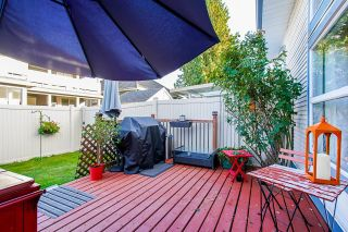 """Photo 34: 10 7250 122 Street in Surrey: East Newton Townhouse for sale in """"STRAWBERRY HILL"""" : MLS®# R2622818"""