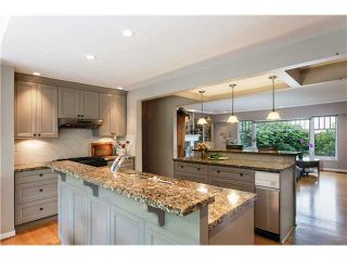Photo 3: 1751 MATHERS AV in West Vancouver: Ambleside House for sale : MLS®# V1105546