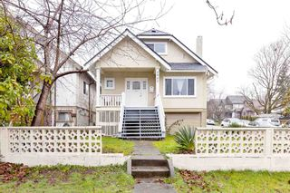 Photo 1: 3907 DUNBAR Street in Vancouver: Dunbar House for sale (Vancouver West)  : MLS®# R2583919