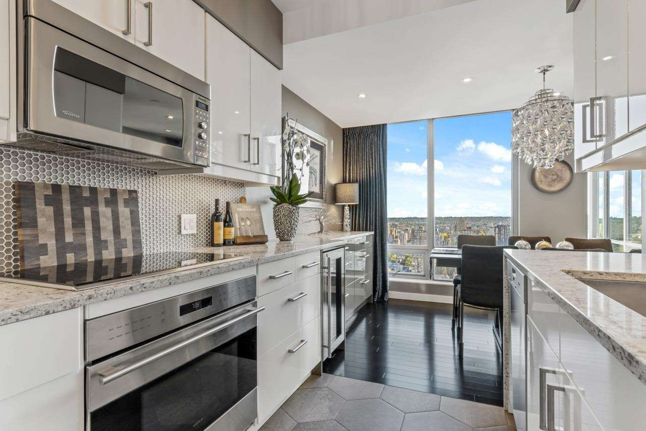 """Main Photo: 3406 1288 W GEORGIA Street in Vancouver: West End VW Condo for sale in """"Residences on Georgia"""" (Vancouver West)  : MLS®# R2603803"""