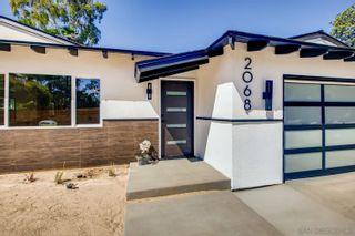 Photo 2: PACIFIC BEACH House for sale : 3 bedrooms : 2068 BERYL STREET in SAN DIEGO