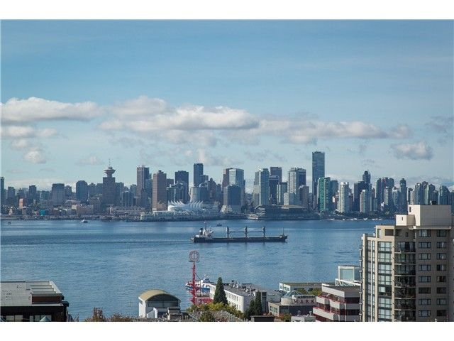 "Main Photo: # 603 408 LONSDALE AV in North Vancouver: Lower Lonsdale Condo for sale in ""The Monaco"" : MLS®# V1030709"