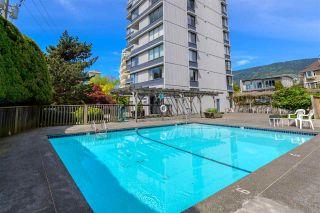 "Photo 3: 601 2167 BELLEVUE Avenue in West Vancouver: Dundarave Condo for sale in ""VANDEMAR WEST"" : MLS®# R2367187"