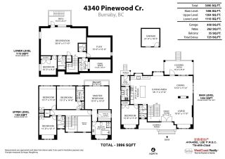 Photo 38: 4340 PINEWOOD Crescent in Burnaby: Garden Village House for sale (Burnaby South)  : MLS®# R2561396