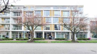"Photo 1: 505 1635 W 3RD Avenue in Vancouver: False Creek Condo for sale in ""LUMEN"" (Vancouver West)  : MLS®# R2561190"