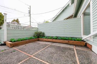 Photo 29: 821 W 14TH Avenue in Vancouver: Fairview VW Townhouse for sale (Vancouver West)  : MLS®# R2591551