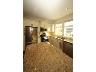"""Photo 8: 3374 CARMELO Avenue in Coquitlam: Burke Mountain Townhouse for sale in """"THE BRAE ON BURKE MOUNTAIN"""" : MLS®# V1089816"""
