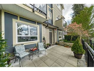 """Photo 23: 101 3488 SEFTON Street in Port Coquitlam: Glenwood PQ Townhouse for sale in """"SEFTON SPRINGS"""" : MLS®# R2572940"""