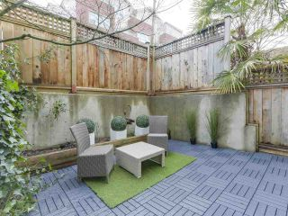 Photo 17: 106 888 W 13TH Avenue in Vancouver: Fairview VW Condo for sale (Vancouver West)  : MLS®# R2241076