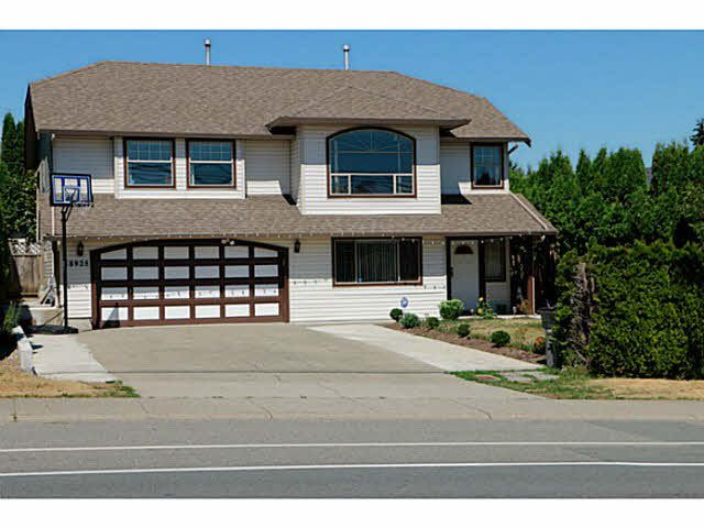 Main Photo: 18925 60 AVENUE in : Cloverdale BC House for sale : MLS®# F1448504