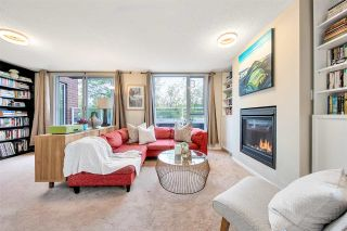 """Photo 4: 409 2768 CRANBERRY Drive in Vancouver: Kitsilano Condo for sale in """"ZYDECO"""" (Vancouver West)  : MLS®# R2579454"""