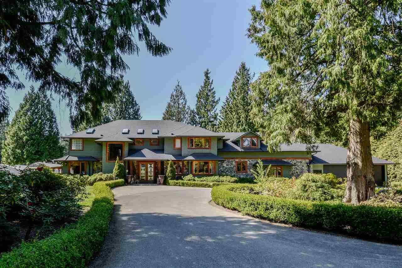 """Main Photo: 447 232 Street in Langley: Campbell Valley House for sale in """"Campbell Valley"""" : MLS®# R2574930"""