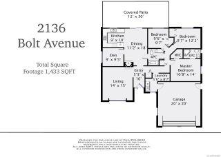 Photo 2: 2136 BOLT Avenue in COMOX: CV Comox (Town of) House for sale (Comox Valley)  : MLS®# 788022