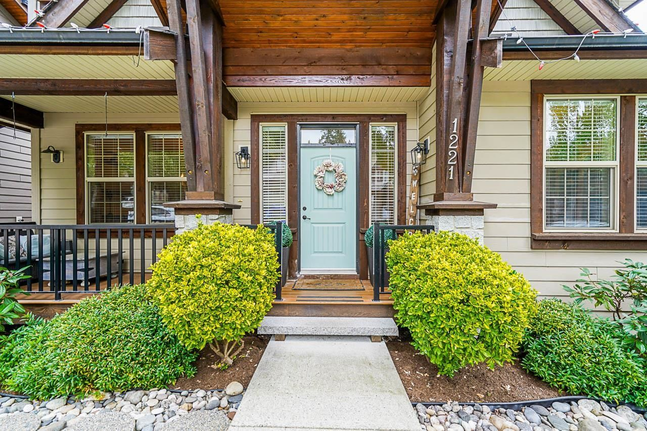 Main Photo: 1221 BURKEMONT Place in Coquitlam: Burke Mountain House for sale : MLS®# R2617782