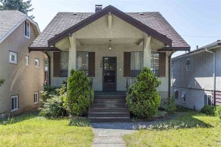 Main Photo: 128 E 45TH Avenue in Vancouver: Main House for sale (Vancouver East)  : MLS®# R2548807