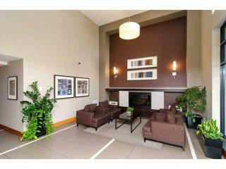 """Photo 2: 803 1 RENAISSANCE Square in New Westminster: Quay Condo for sale in """"THE Q"""" : MLS®# V1070366"""