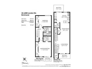 """Photo 20: 55 6300 LONDON Road in Richmond: Steveston South Townhouse for sale in """"MCKINNEY CROSSING-LONDON LANDING"""" : MLS®# R2256108"""