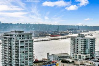 """Photo 19: 1703 610 VICTORIA Street in New Westminster: Downtown NW Condo for sale in """"THE POINT"""" : MLS®# R2431957"""