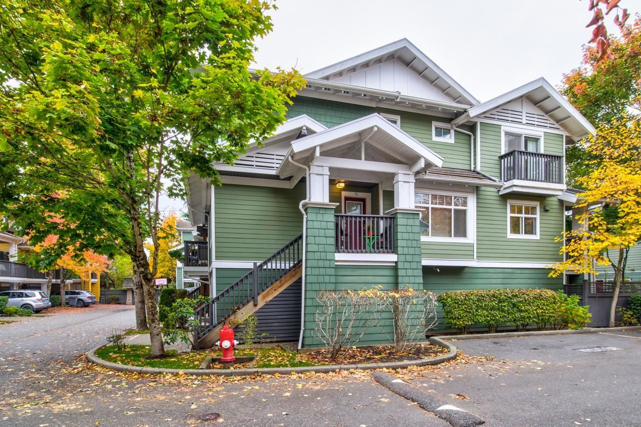 "Main Photo: 51 15233 34 Avenue in Surrey: Morgan Creek Townhouse for sale in ""Sundance"" (South Surrey White Rock)  : MLS®# R2625010"