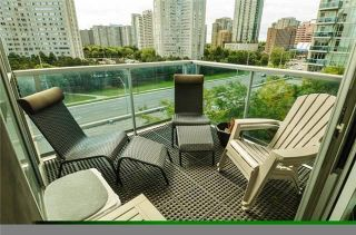 Photo 2: 90 Absolute Ave Unit #606 in Mississauga: City Centre Condo for sale : MLS®# W3402364