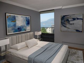 """Photo 15: 906 2370 W 2ND Avenue in Vancouver: Kitsilano Condo for sale in """"Century House"""" (Vancouver West)  : MLS®# R2601938"""