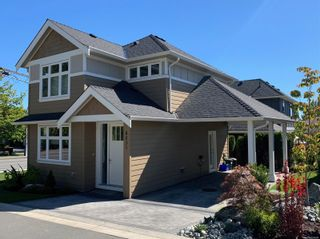 Photo 1: 8031 Huckleberry Crt in : CS Saanichton House for sale (Central Saanich)  : MLS®# 854688