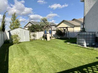Photo 35: 208 Parkglen Close: Wetaskiwin House for sale : MLS®# E4212819