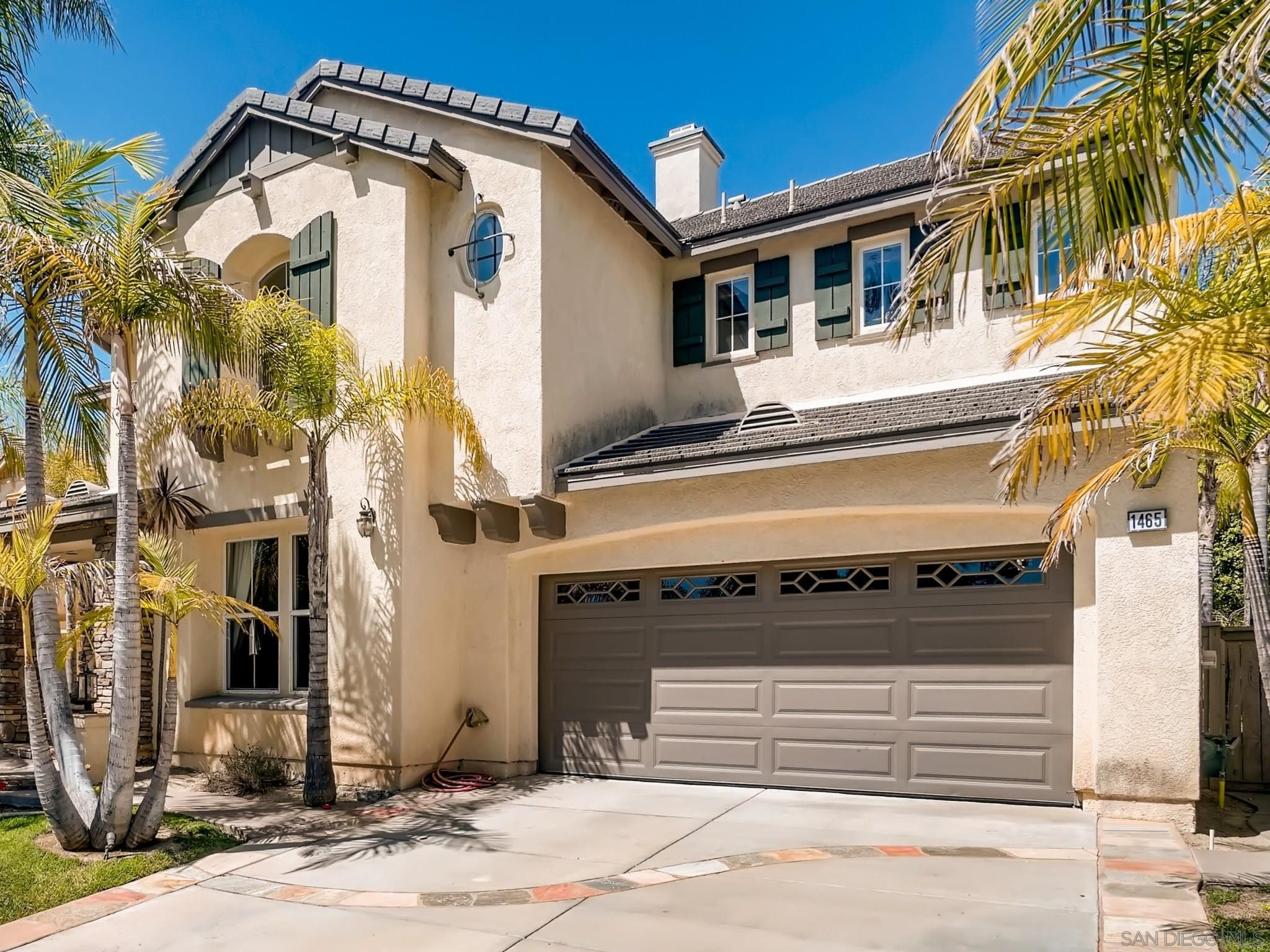 Main Photo: House for sale : 5 bedrooms : 1465 Old Janal Ranch Rd in Chula Vista