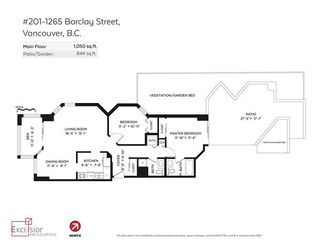 Photo 20: Vancouver West in West End VW: Condo for sale : MLS®# R2080754