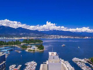 """Photo 2: 3202 1499 W PENDER Street in Vancouver: Coal Harbour Condo for sale in """"WEST PENDER PLACE"""" (Vancouver West)  : MLS®# V1010625"""