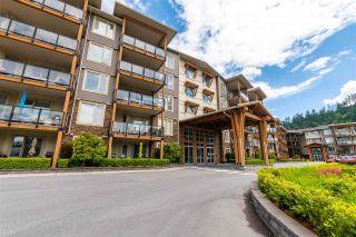 "Photo 1: 306 45750 KEITH WILSON Road in Chilliwack: Sardis West Vedder Rd Condo for sale in ""ENGLEWOOD COURTYARD"" (Sardis)  : MLS®# R2582709"