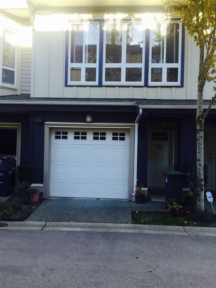 Photo 1: Photos: 24 160 PEMBINA STREET in New Westminster: Queensborough Townhouse for sale : MLS®# R2005699