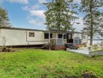 Main Photo: 23A 2694 Stautw Rd in : CS Hawthorne Manufactured Home for sale (Central Saanich)  : MLS®# 884401