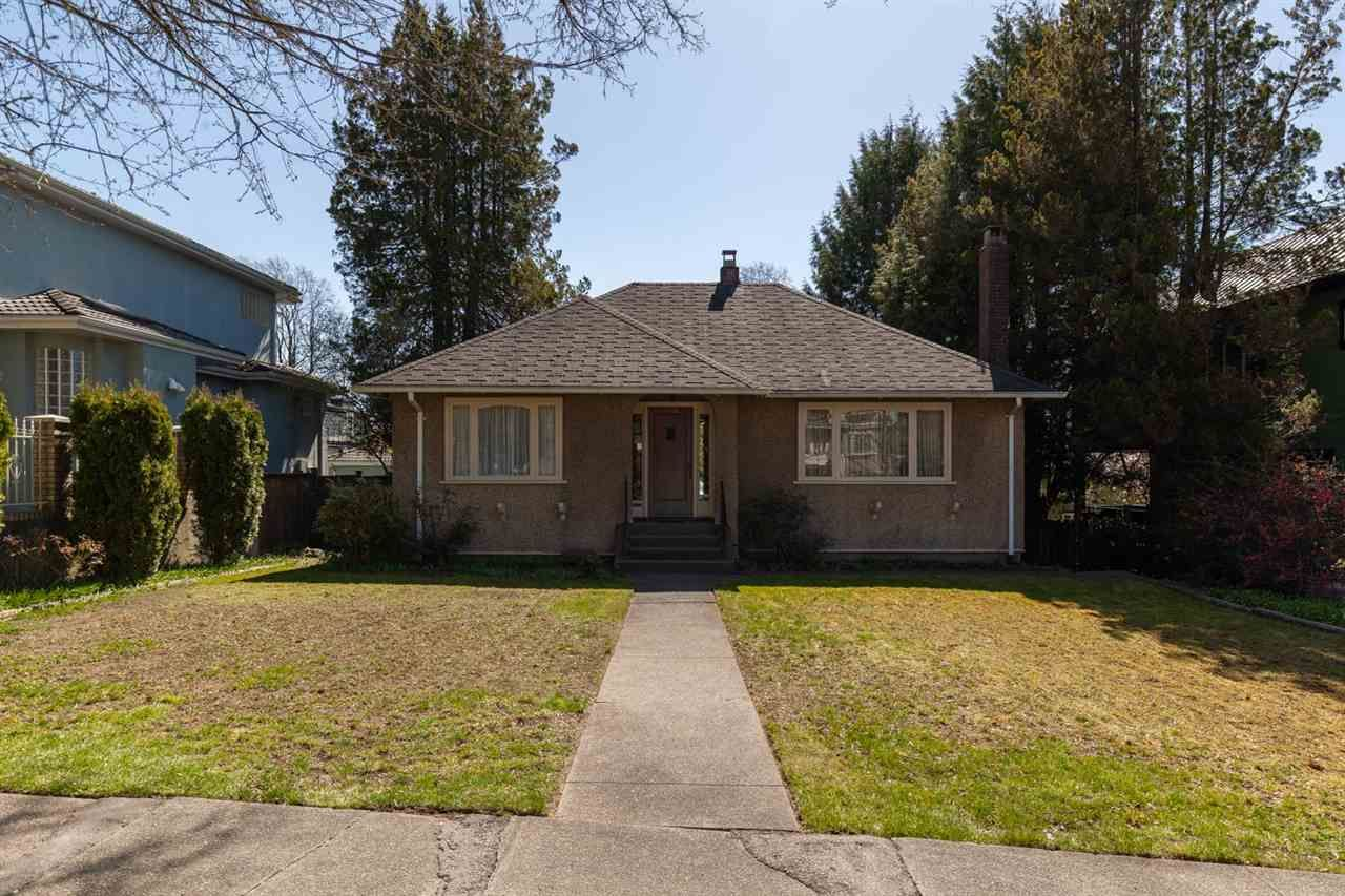 Main Photo: 256 E 44TH Avenue in Vancouver: Main House for sale (Vancouver East)  : MLS®# R2568185