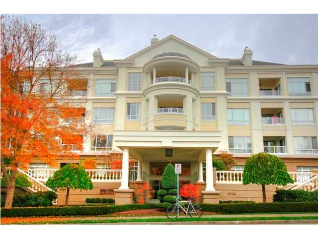 """Main Photo: 224 5735 HAMPTON Place in Vancouver: University VW Condo for sale in """"THE BRISTOL"""" (Vancouver West)  : MLS®# V857580"""