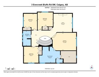 Photo 49: 3 Evercreek Bluffs Road SW in Calgary: Evergreen Detached for sale : MLS®# A1145931