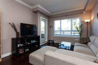 """Photo 3: 203 2664 KINGSWAY Avenue in Port Coquitlam: Central Pt Coquitlam Condo for sale in """"KINGSWAY GARDEN"""" : MLS®# R2112381"""