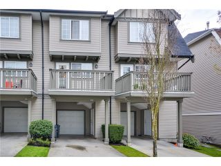 "Photo 17: 69 8775 161ST Street in Surrey: Fleetwood Tynehead Townhouse for sale in ""THE BALLANTYNE"" : MLS®# F1409288"