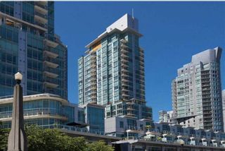"""Photo 1: 2303 590 NICOLA Street in Vancouver: Coal Harbour Condo for sale in """"CASCINA"""" (Vancouver West)  : MLS®# R2587665"""