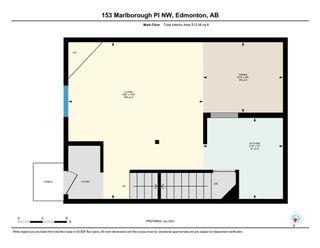 Photo 33: 153 MARLBOROUGH Place in Edmonton: Zone 20 Townhouse for sale : MLS®# E4252834
