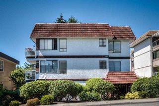 "Photo 1: 301 1331 FOSTER Street: White Rock Condo for sale in ""KENT MAYFAIR"" (South Surrey White Rock)  : MLS®# R2408938"