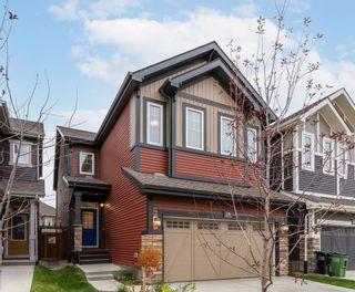 Photo 1: 3118 CHOKECHERRY Bend SW in Edmonton: Zone 53 House for sale : MLS®# E4265563