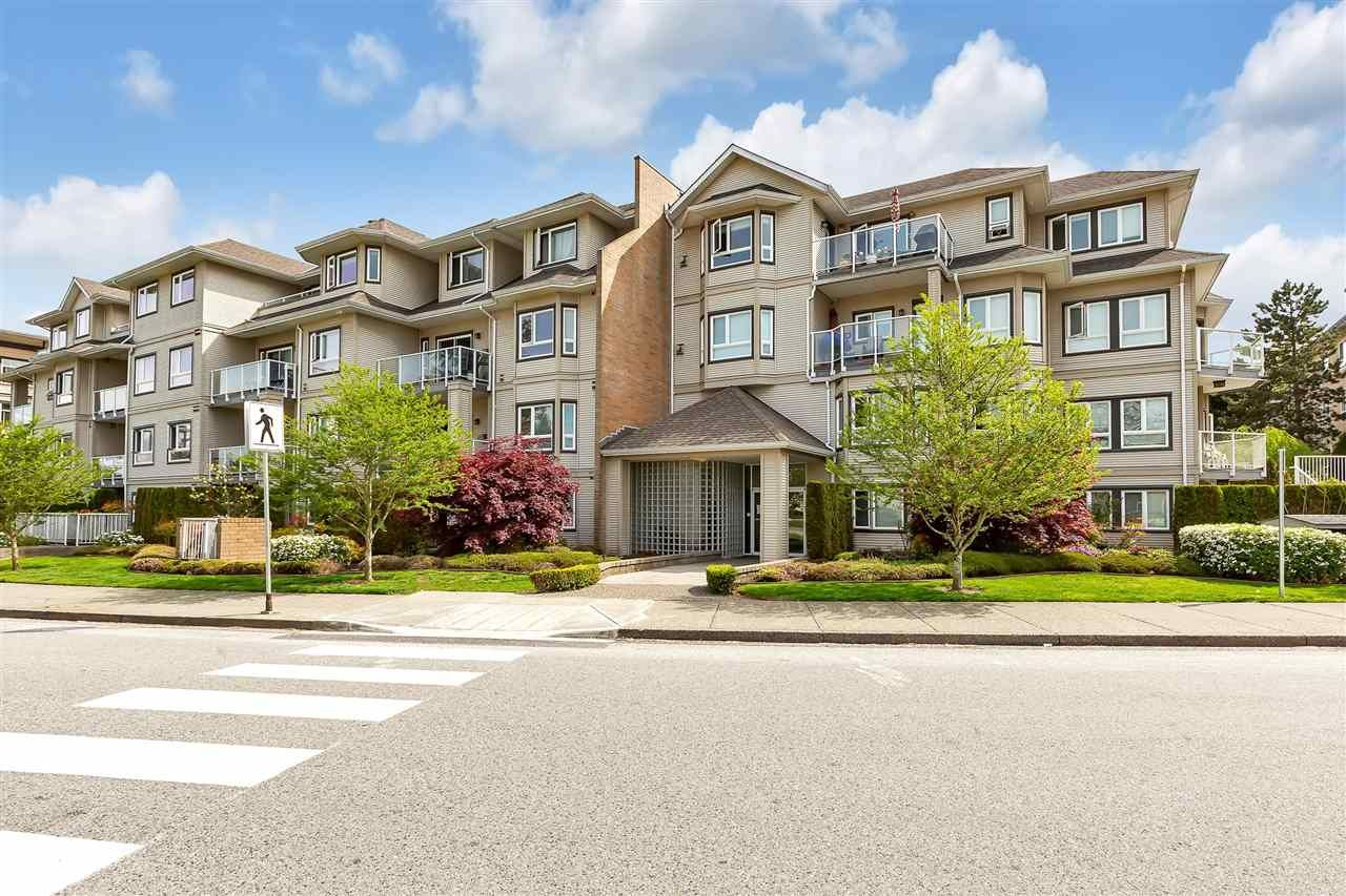 """Photo 2: Photos: 217 8142 120A Street in Surrey: Queen Mary Park Surrey Condo for sale in """"Sterling Court"""" : MLS®# R2539103"""