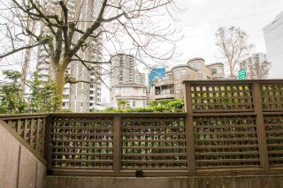 """Photo 20: 109 1080 PACIFIC Street in Vancouver: West End VW Condo for sale in """"THE CALIFORNIAN"""" (Vancouver West)  : MLS®# R2541335"""