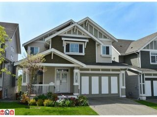 "Photo 1: 20188 - 68A Avenue in Langley: Willoughby Heights House for sale in ""Woodbridge"" : MLS®# F1208857"