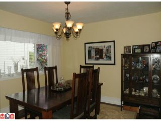 """Photo 6: 32964 12TH Avenue in Mission: Mission BC House for sale in """"Centennial Park"""" : MLS®# F1211528"""