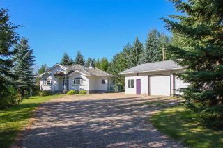 Photo 1: 2501 52 Avenue: Rural Wetaskiwin County House for sale : MLS®# E4228923