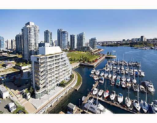 """Main Photo: 503 628 KINGHORNE MEWS BB in Vancouver: False Creek North Condo for sale in """"SILVER SEA"""" (Vancouver West)  : MLS®# V683660"""